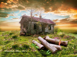 Fantasy Home Manipulation by ROSEWALLPAPERS