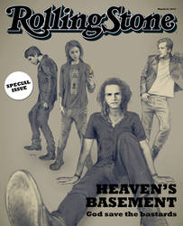 Heaven's Basement - Rolling Stone Cover
