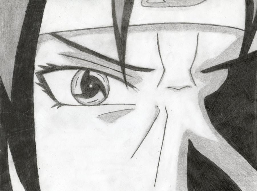 How to draw Uchiha Itachi's Mangekyou Sharingan on MS ... |Itachi Mangekyou Sharingan Drawing