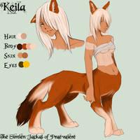 VoS:Keila by Sisiera