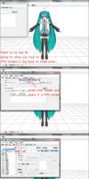 .:MMD - How to FIX PMX Leg IK Tutorial:.