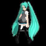 ~*.:MMD - Animasa Secret Garden Miku.:*~