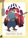 Brother Bear - Denahi Poster