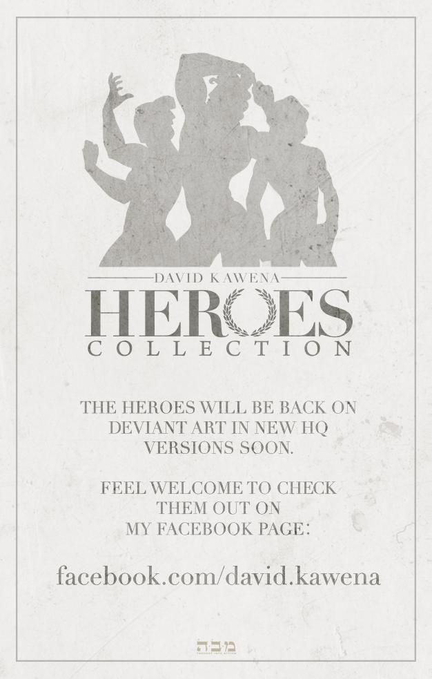 Disney Heroes - Hercules 2 by davidkawena