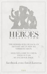 Heroes - Peter Pan by davidkawena