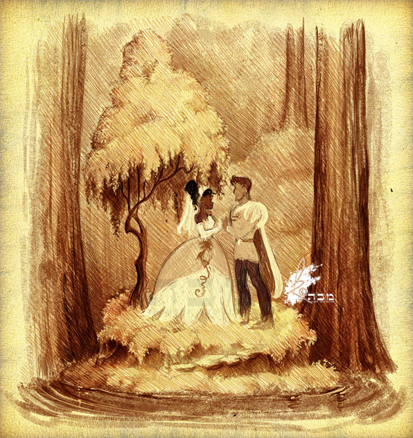 Princess Tiana Art: 06 By Davidkawena On DeviantArt