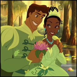 The Princess and the Frog - 08