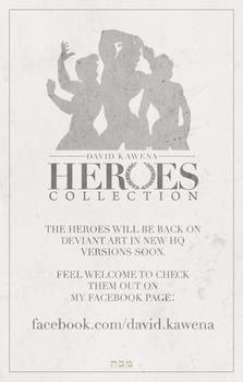Heroes - Emperor Kuzco