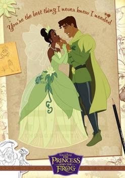 David Kawena - The Princess and the Frog 12
