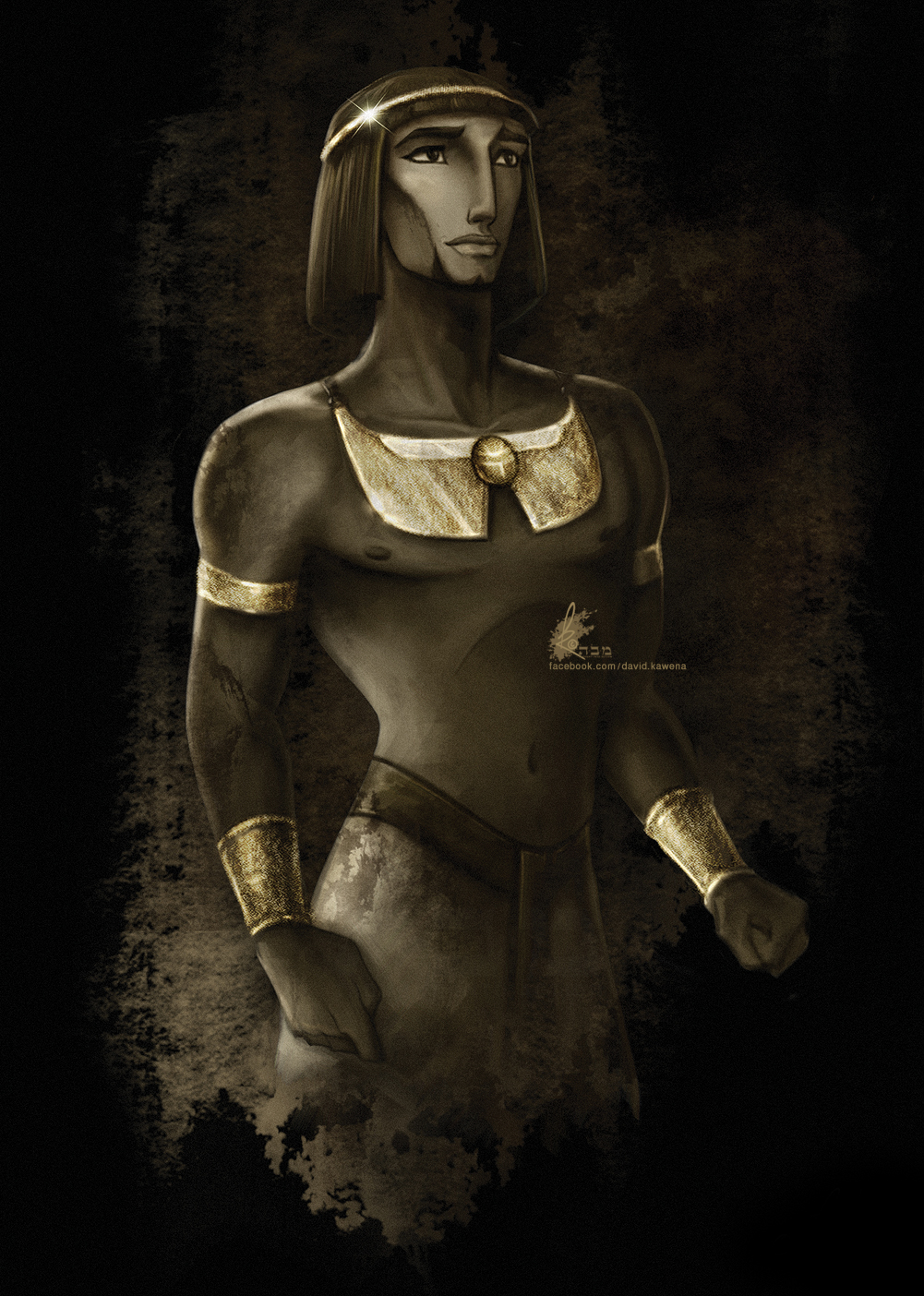 Moses - The Prince of Egypt by davidkawena on DeviantArt