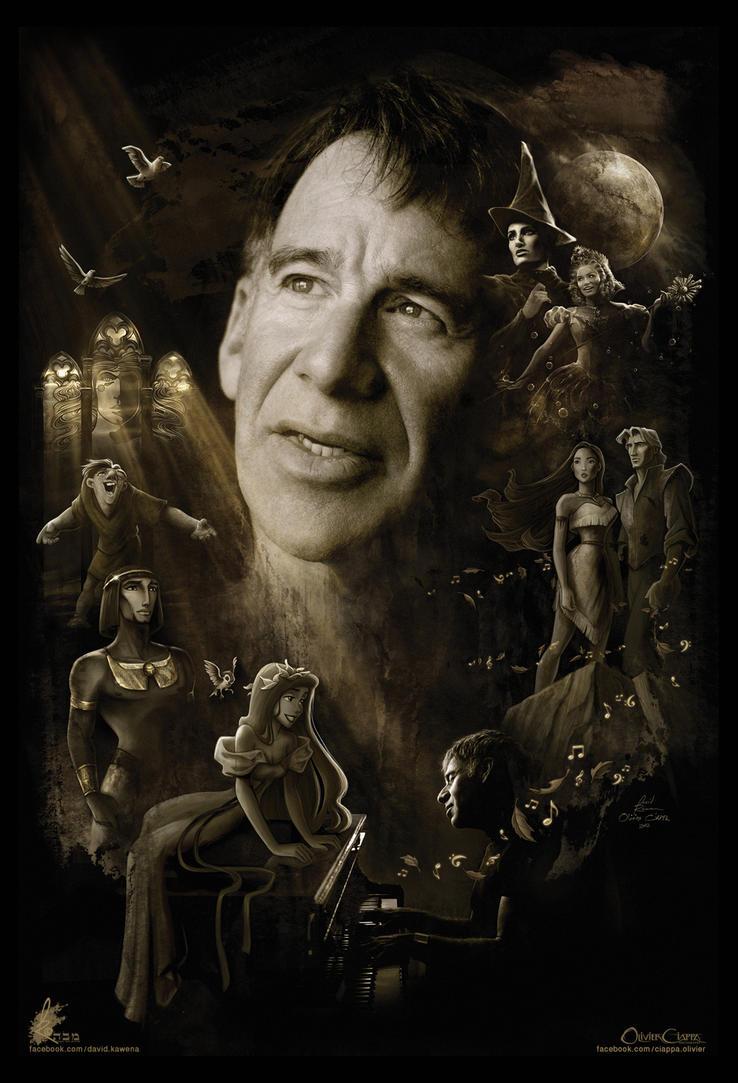 A tribute to Stephen Schwartz by davidkawena