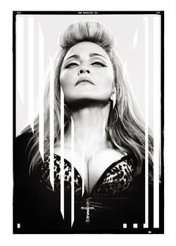 MADONNA by David Kawena