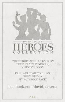 Heroes - Spiderman