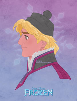 Disney's FROZEN - Kristoff by David Kawena