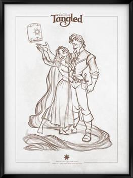 Walt Disney's Signature Collection - TANGLED