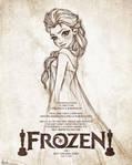 Frozen Oscars - by David Kawena