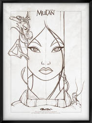 Walt Disney's Signature Collection - MULAN