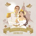 Yarden and Ofir Wedding Invitation