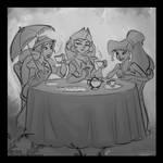 Disney Tea Party