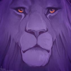 World Lion Day by davidkawena