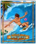 Disney Surfers - Jim Hawkins