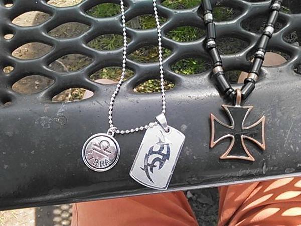 Necklaces by coolmanjms