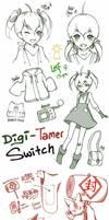 TDW .:digi-tamer switch AU:.