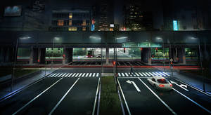 Crossroads by maykrender