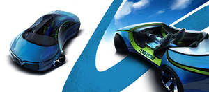 Mazdaconcept by maykrender