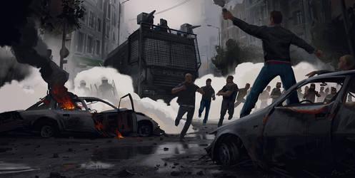 Street riot vol2