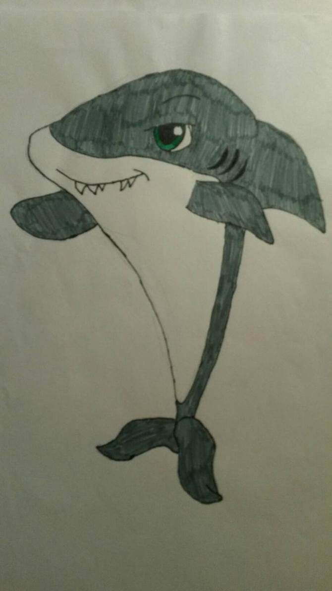 shark by taatje8