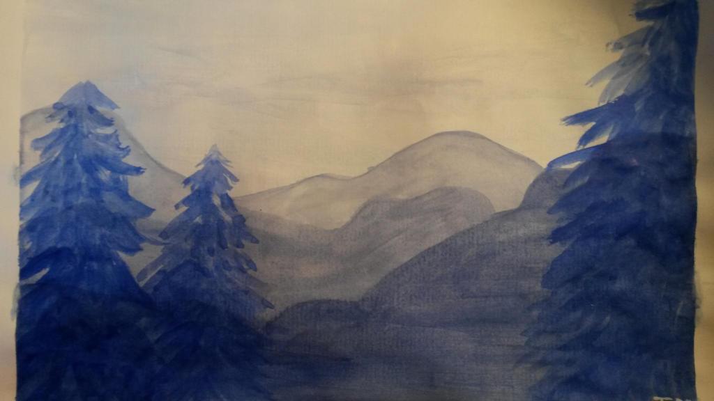 landscape by taatje8