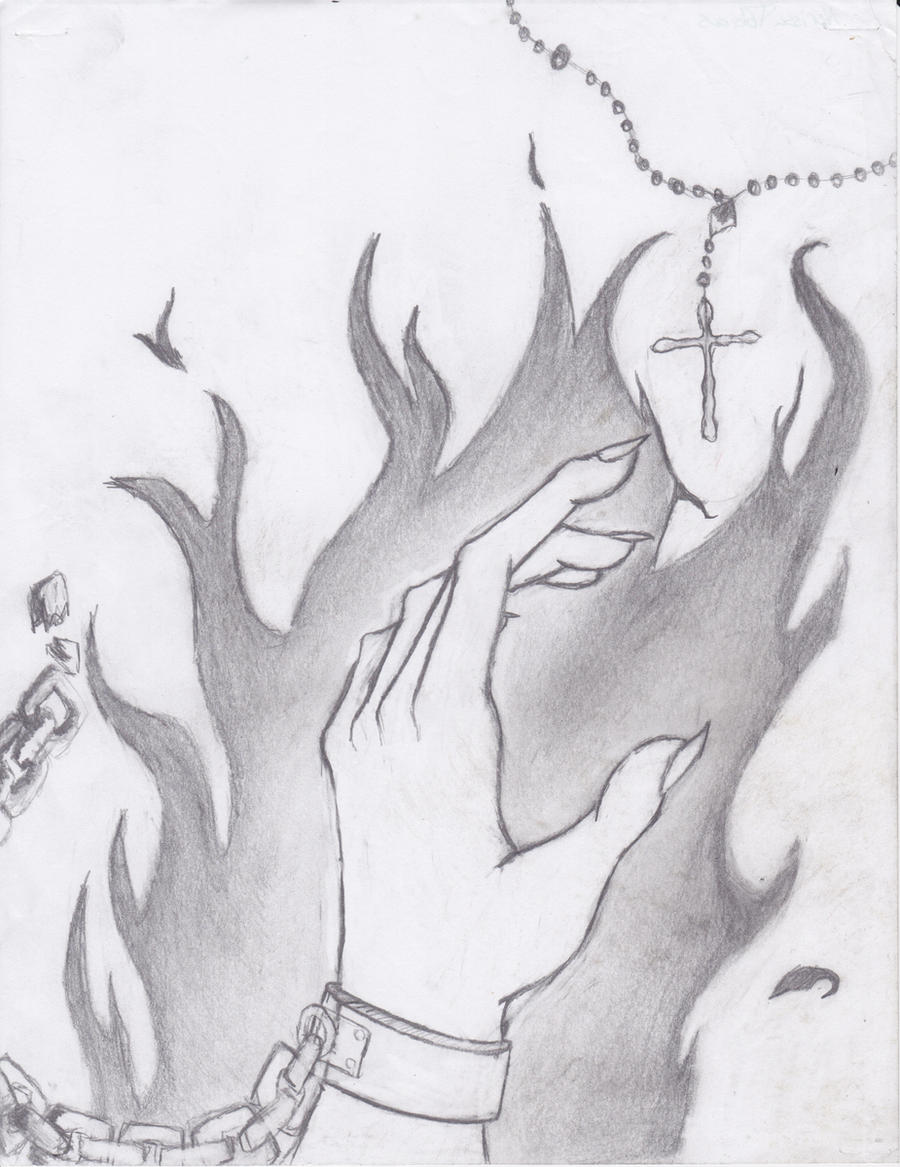 Sinners in the Hands of an Angry God by silencetaken on DeviantArt