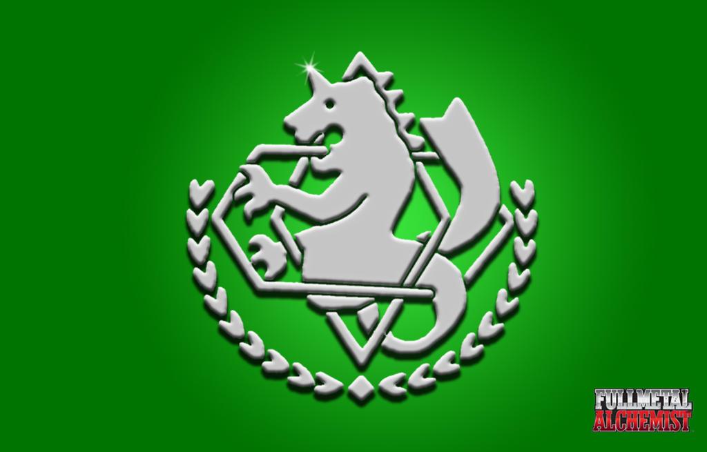 Fullmetal Alchemist Alchemy Symbols