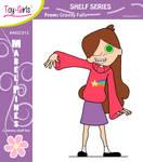 Toy Girls - Shelf Series 12: Mabel Pines