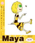 Toy Girls - Arts and Crafts Series 2: Maya