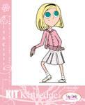 Toy Girls - Arts n Crafts Series 7: Kit Kittredge