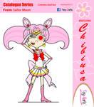 Toy Girls - Catalogue Series 46: Chibiusa