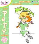 Toy Girls - Shelf Series 43: Paty
