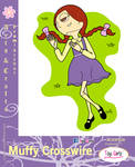Toy Girls - As n Crafts Series 26: Muffy Crosswire