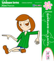 Toy Girls - Catalogue Series 86: Peppermint Patty by mickeyelric11