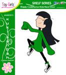 Toy Girls - Shelf Series 73: Kuki Sanban