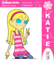 Toy Girls - Catalogue Series 106: Katie by mickeyelric11
