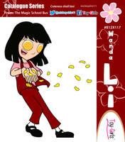 Toy Girls - Catalogue Series 117: Wanda Li by mickeyelric11
