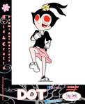 Toy Girls - Arts n Crafts Series 54: Dot