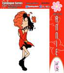 Toy Girls - Catalogue Series 125: Annie