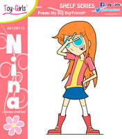 Toy Girls - Shelf Series 115: Nina by mickeyelric11