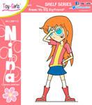 Toy Girls - Shelf Series 115: Nina
