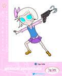 Toy Girls - As n Cfts Series 71: Webby Vanderquack by mickeyelric11