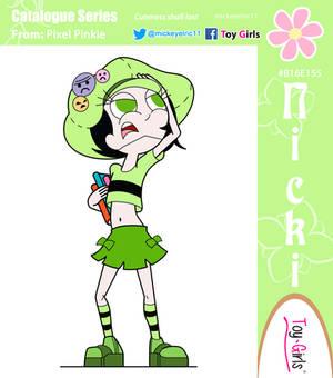 Toy Girls - Catalogue Series 155: Nicki
